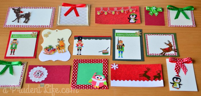 Gift Tags - Group