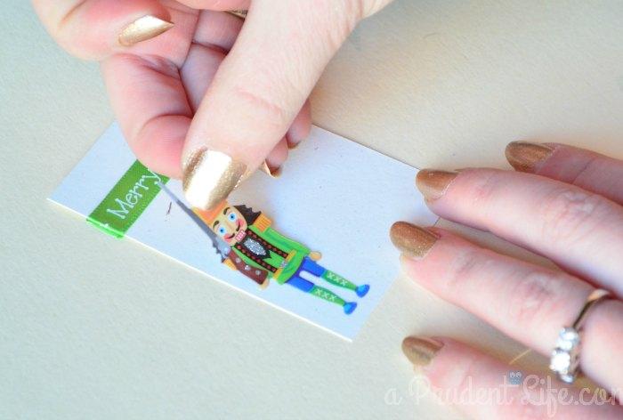 Nutcracker 4 - Sticker