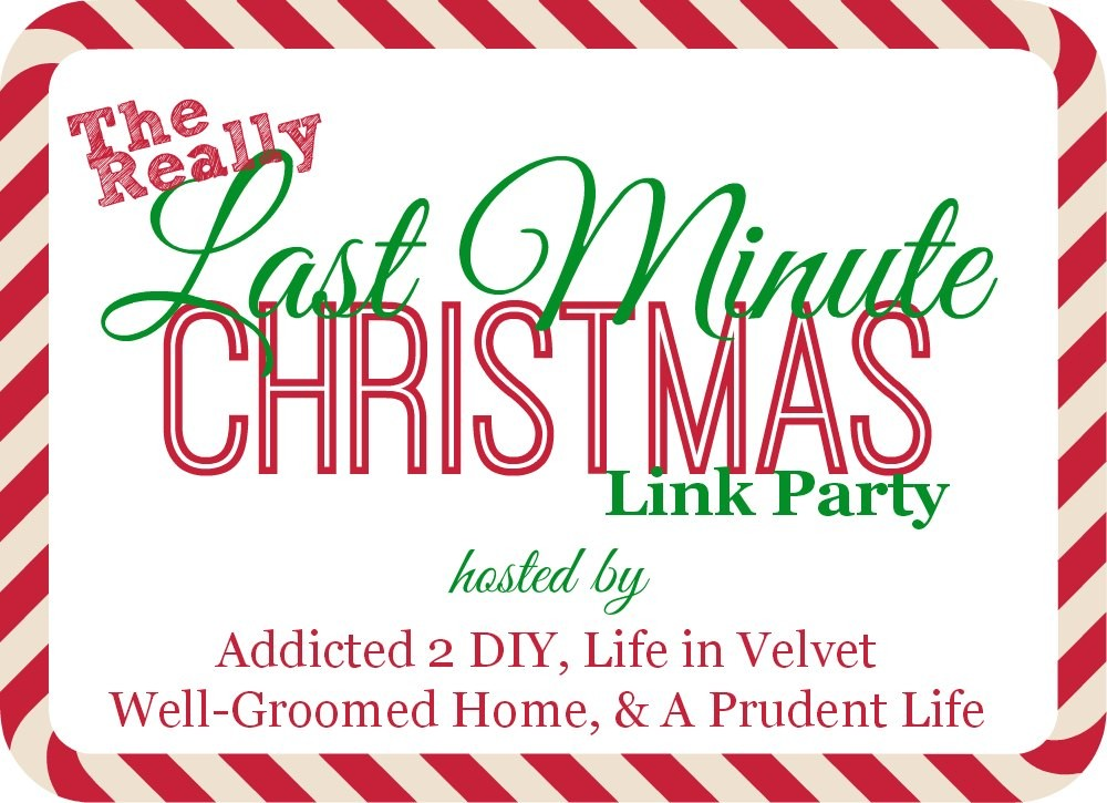 REALLY Last Minute Christmas - Large
