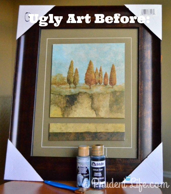 Ugly Art 1 Before