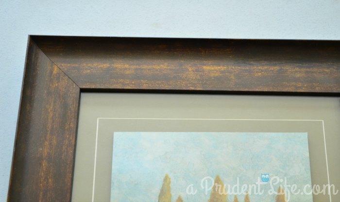 Ugly Art 1 Frame Close Up
