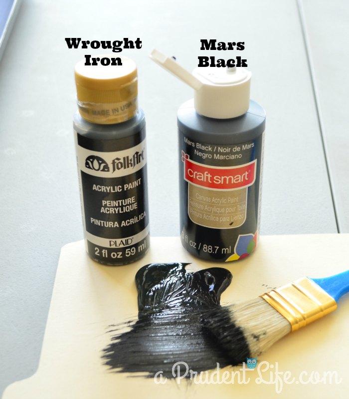 Ugly Art 1 Materials