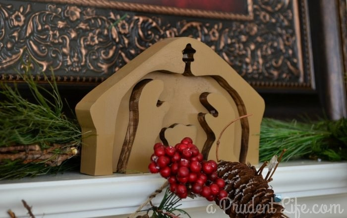 Wooden Nativity Featured Image