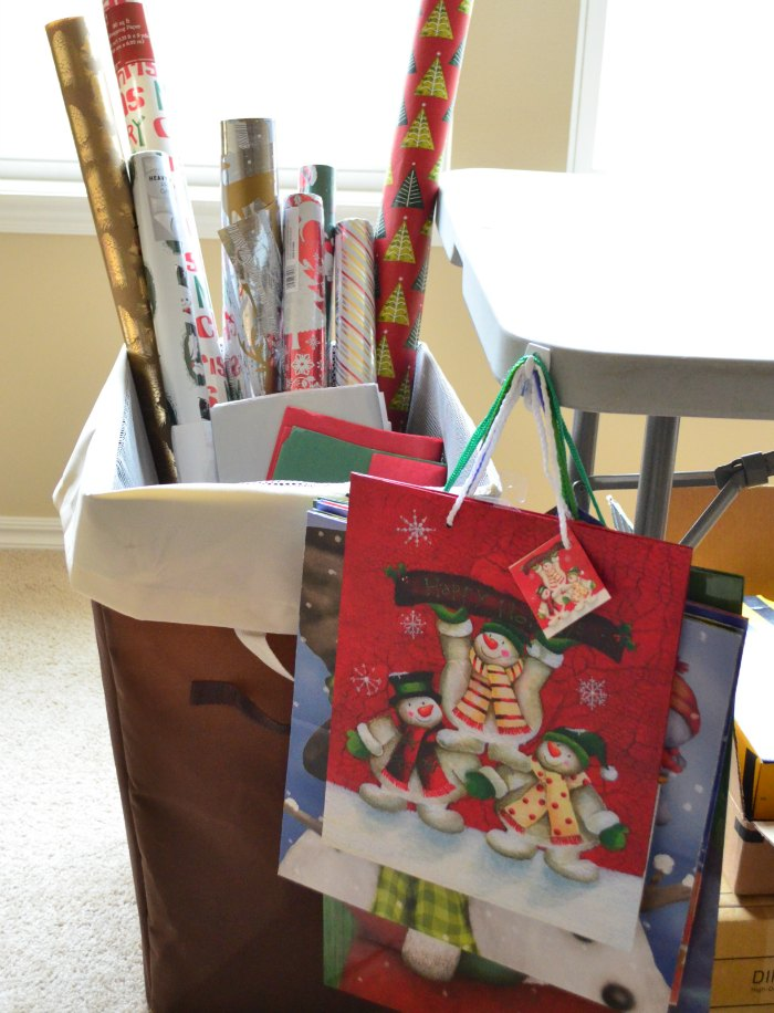 Wrapping Station Paper, Bags & Tissue