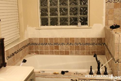 Amanda - Master Bath Remodel