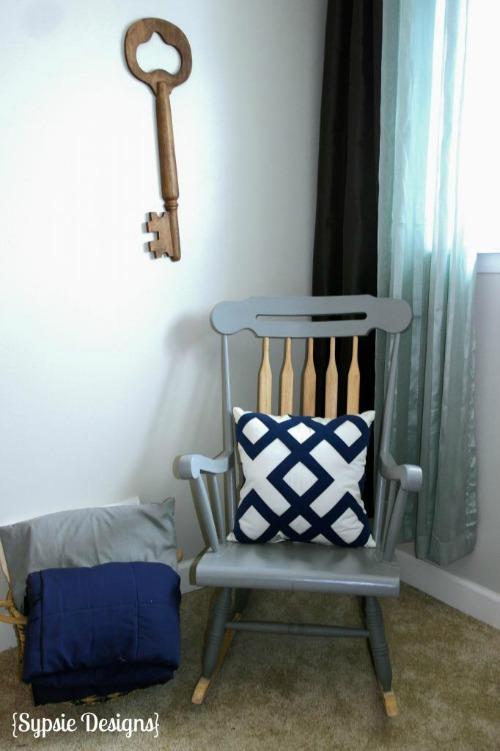Amanda Pick - Sypsie Rocking Chair