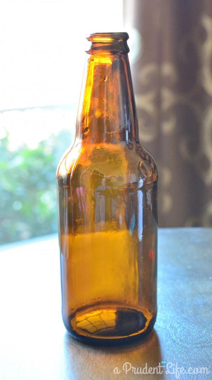 Beer Vase Step 1
