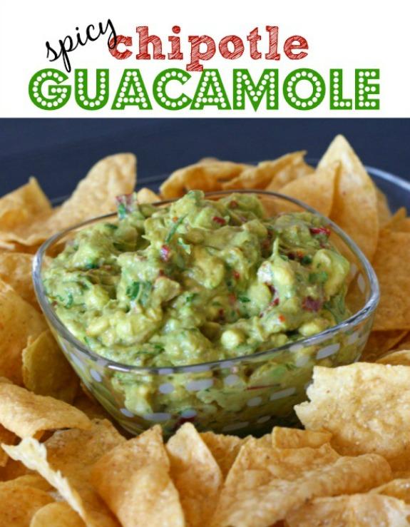 Katie Feature - Chipolte Guacamole