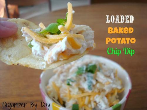 Katie Pick - Chip Dip