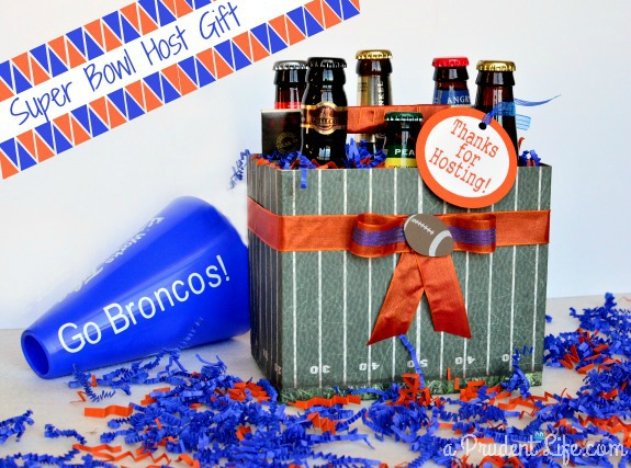 Super Bowl Hostess Gift Featured Image