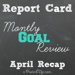 April Review