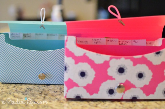 Coupon Envelopes
