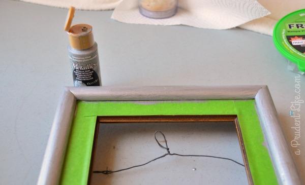 DIY Art for Craft Room