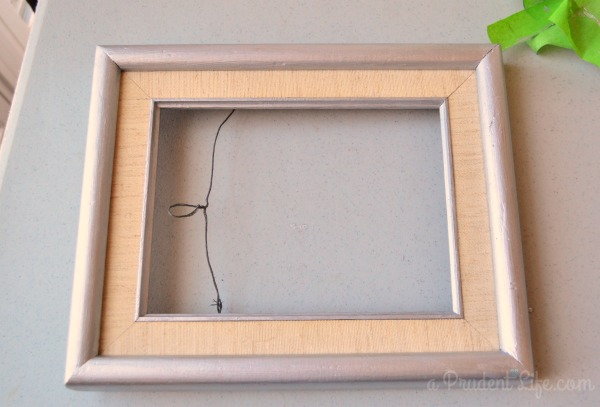 Create} Art & Refinished Frame - Craft Room Project #1 - Polished ...