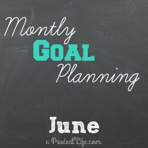 June Planning