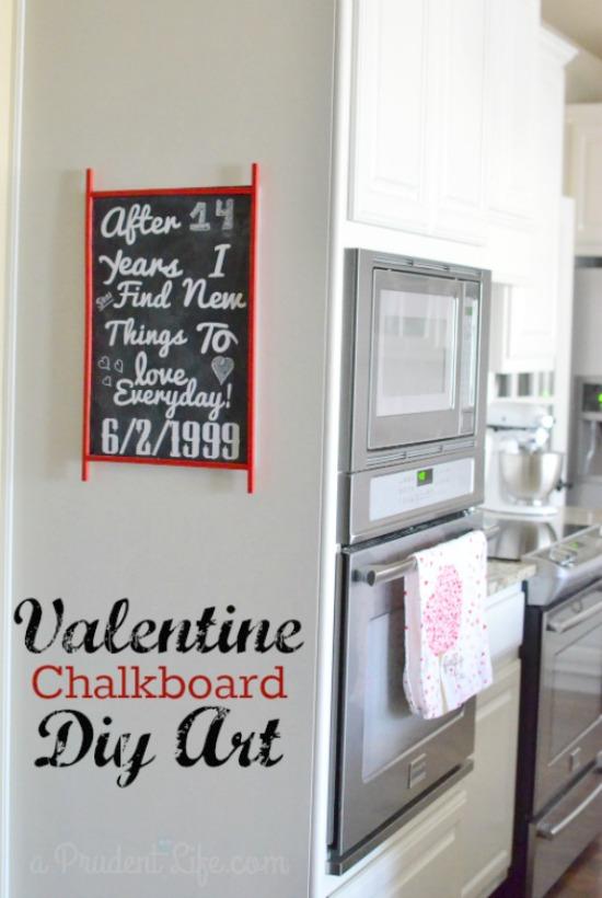 Melissa Valentine Chalkboard Featured Image