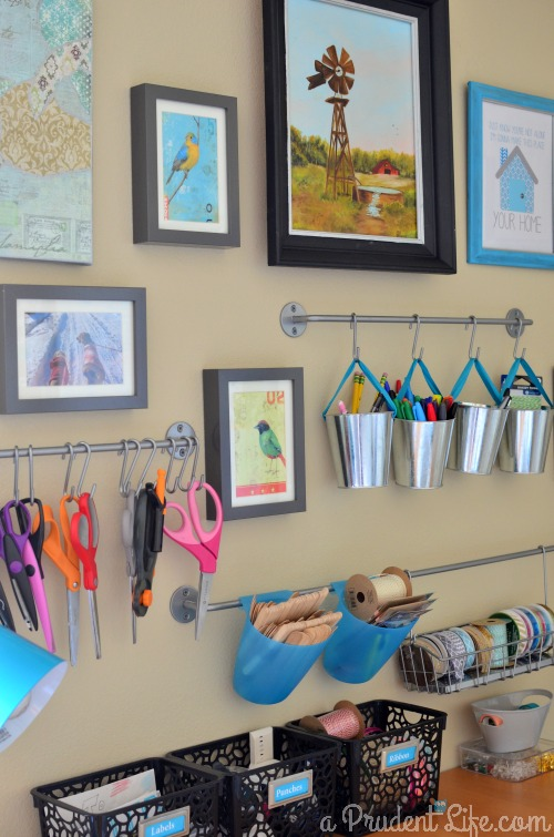 Craft Room / Guest Room Combo Room Reveal Part #1 - A ...