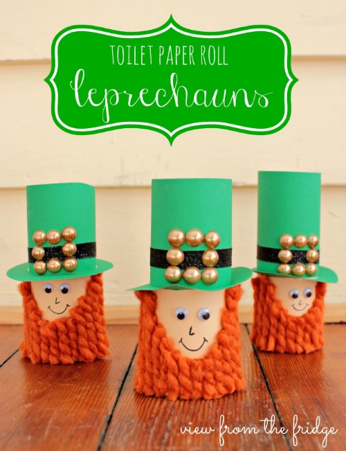 Katie Pick View FTF Leprechauns