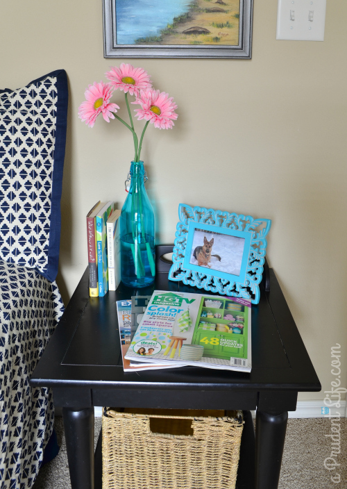 Night Stand Styling