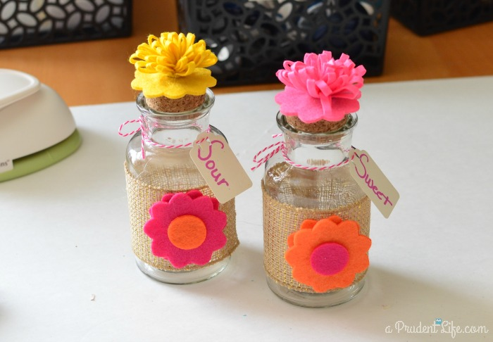 Sweet & Sour Candy Jars