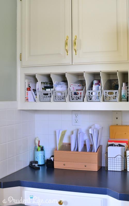 Closed Door - Office Kitchen