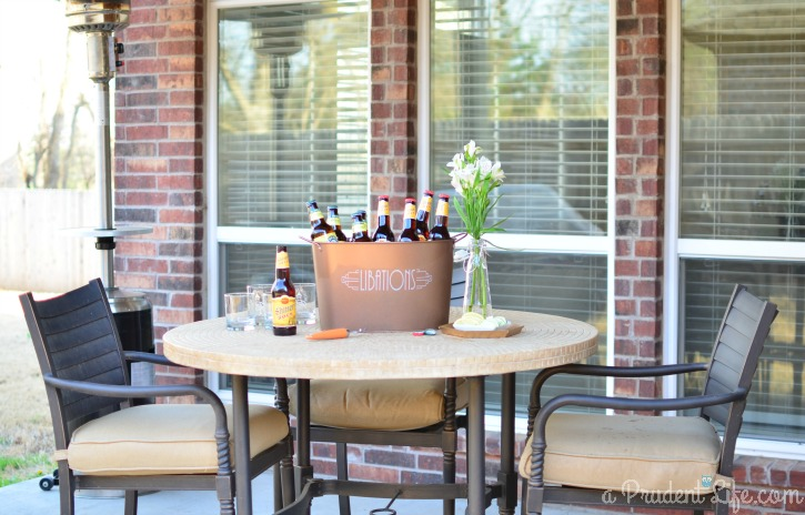 Drink Bucket for a Party Inexpensive