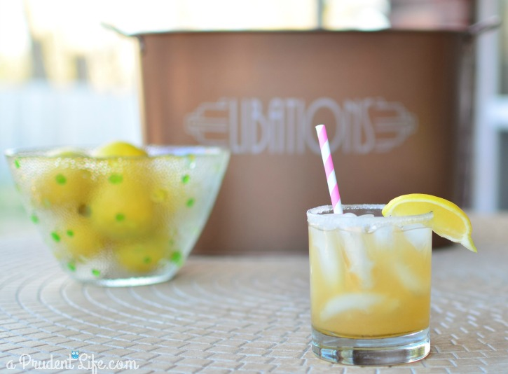 Easy Sidecar Recipe