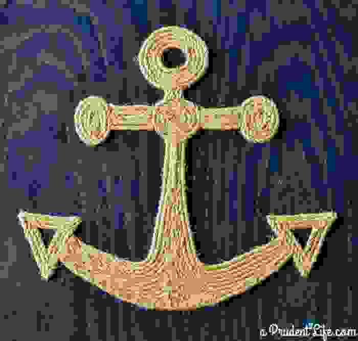 Make your own nautical art