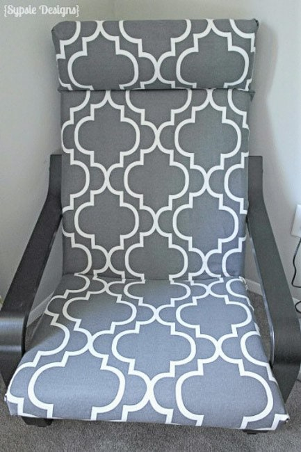 Awesome Diy Ikea Poang Chair Cover Polished Habitat Inzonedesignstudio Interior Chair Design Inzonedesignstudiocom