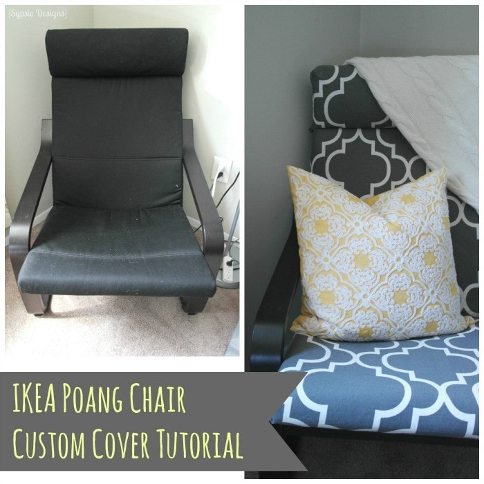 Easy Ikea Poang Chair Cover