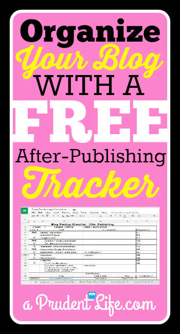 Great free tool for tracking promotion of blog posts!
