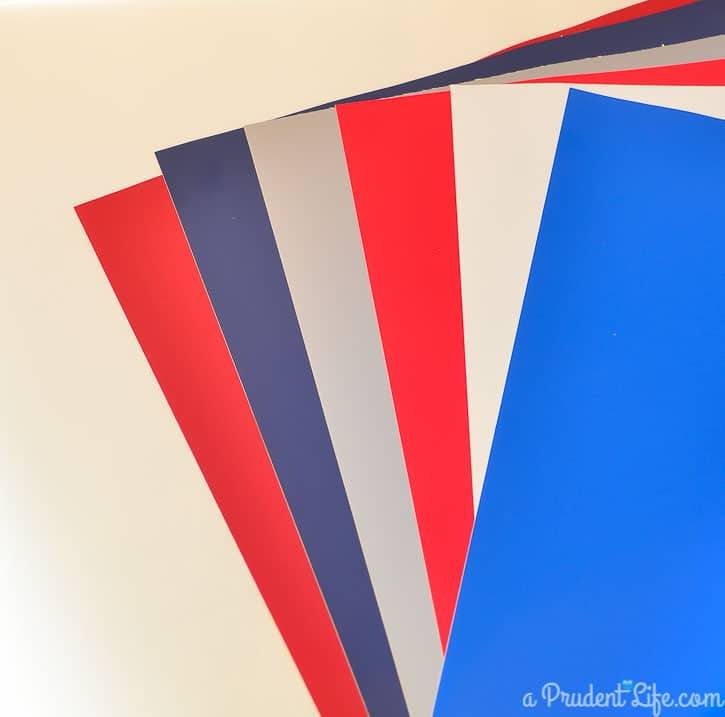 Independence Day Vinyl Pack From Expressions Vinyl