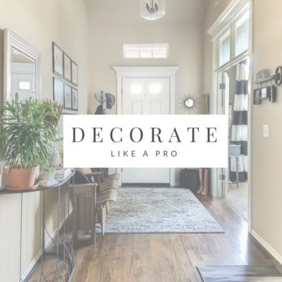 Decor & DIY Posts