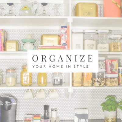 Most Popular Organizing Posts