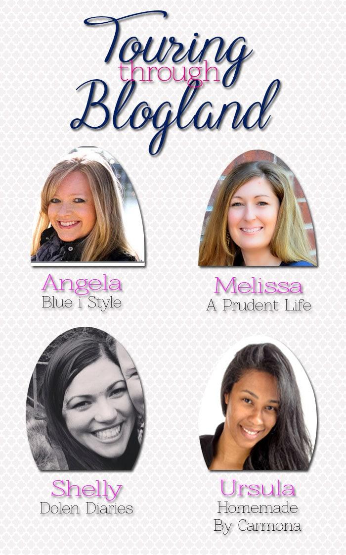 Touring Through Blogland - Behind the Blog Q&A
