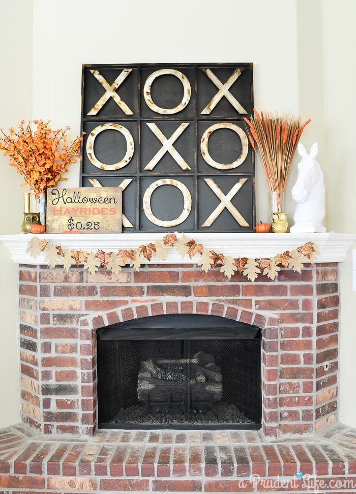 Fall Home Tour - A Prudent Life