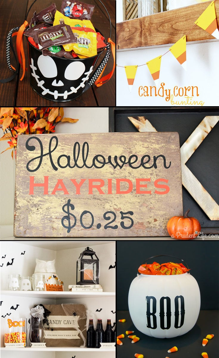 Five Halloween Projects to make with your Silhouette