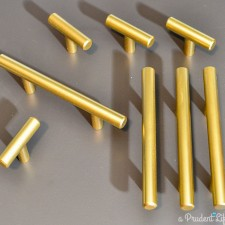 Gold Cabinet Hardware