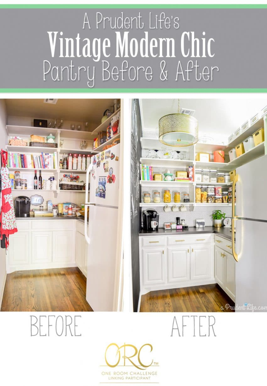 Organized Pantry -This post has tons of great ideas!