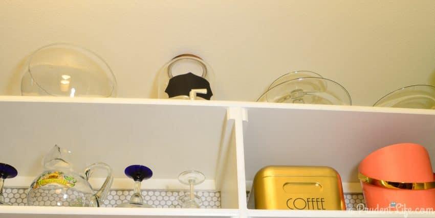 Punch Bowl Storage