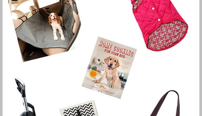 Holiday Gift Guide for the Dog Lover