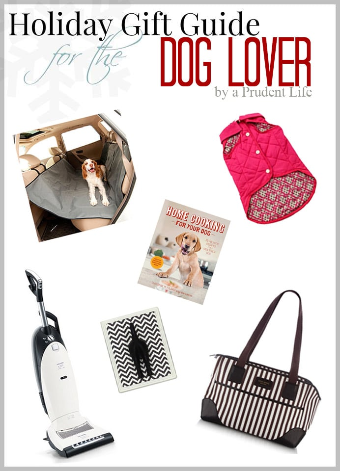 Does someone in your life love dogs? Click here for a great guide of gift ideas perfect for dog lovers!
