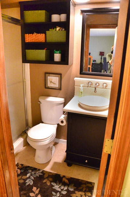 Budget Bathroom Makeover Before Amp After Our Old House