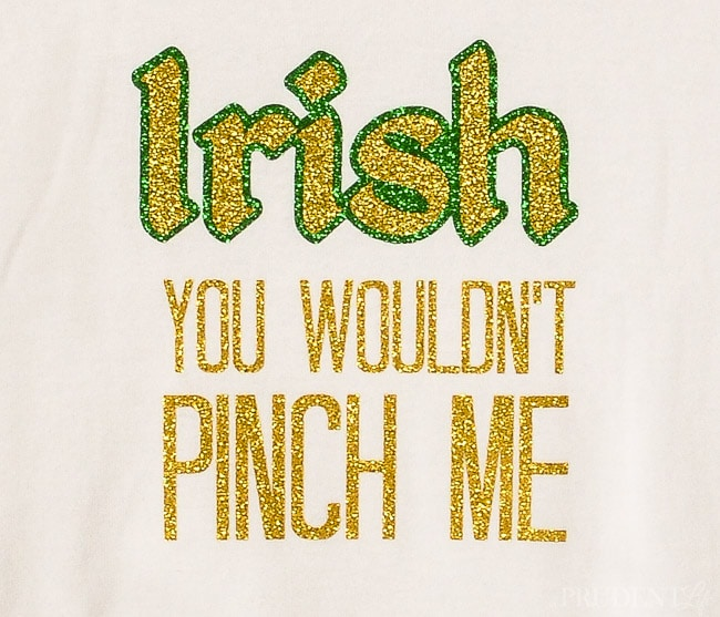 DIY St. Patrick's Day Shirt-13
