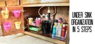 Bathroom Organization & Storage Ideas