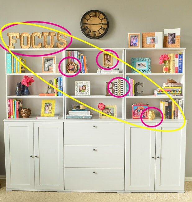 Easy Guide to Decorating a Bookcase
