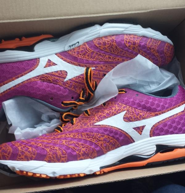 Mizuno Sayonara 2 Running Shoes - So Comfy!
