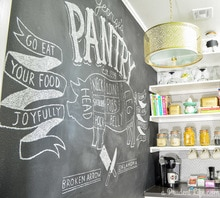 Organized Chic Pantry Reveal!