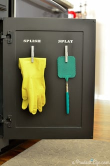 5 Keys to Great Under Sink Organization