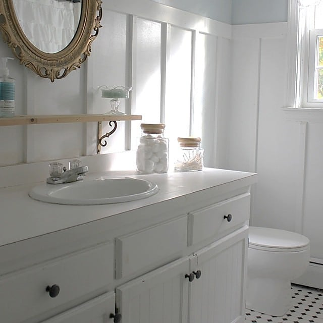BackToBlueberryHill Bathroom